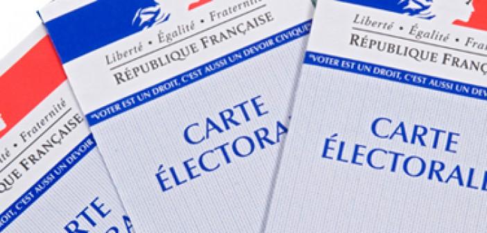 L'inscription sur les listes électorales