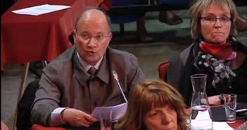 Conseil Municipal du 01/02 – Intervention de Bruno Marielle sur le PADD