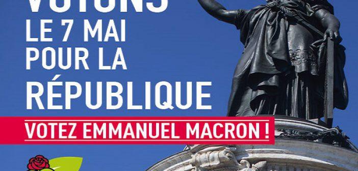 Elections présidentielles : second tour