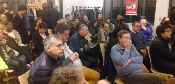 Les élus du groupe socialiste et citoyen ont rendu compte de leur action au service des montreuillois-es