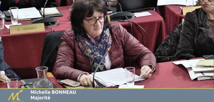 Intervention (CM 6 février 2019) : Michelle Bonneau – Rapport sur l'égalité femmes-hommes